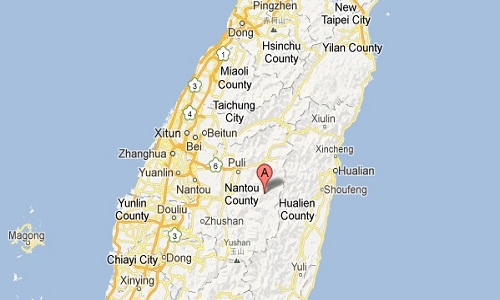 Taiwan_earthquake_epicenter_map