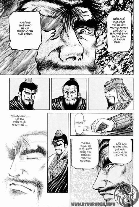 Chú Bé Rồng - Ryuuroden chap 53 - Trang 27