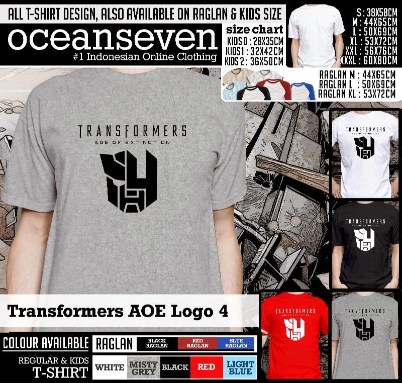 Kaos Transformers AOE Logo 4
