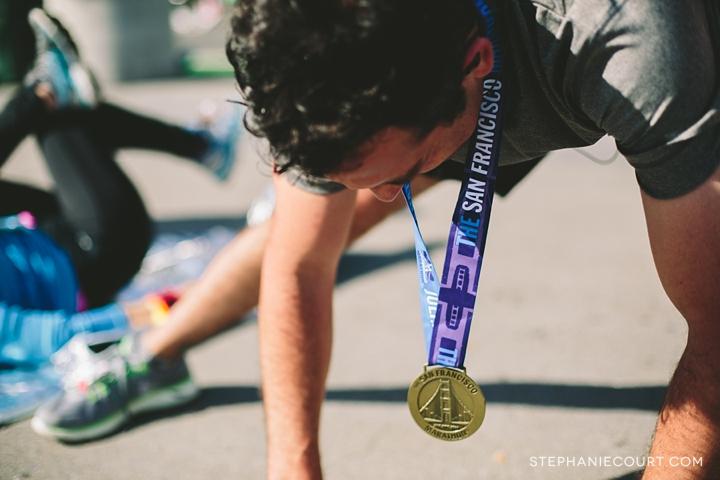 """2014 san francisco marathon"""