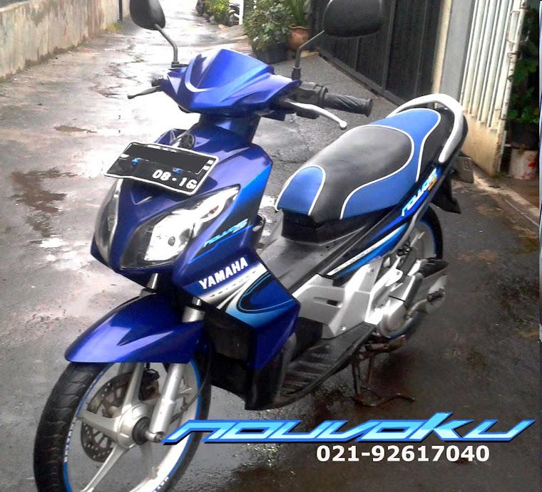 Yamaha Nouvo Z CW 2006 AIS Blue