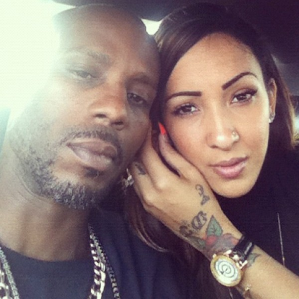NasBank Blog: [PICTURES] DMX Moves On With His Future Wife