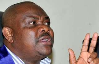 Rivers Governor, Nyesome Wike
