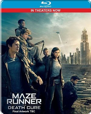 Maze Runner The Death Cure 2018 BRRip BluRay 720p 1080p