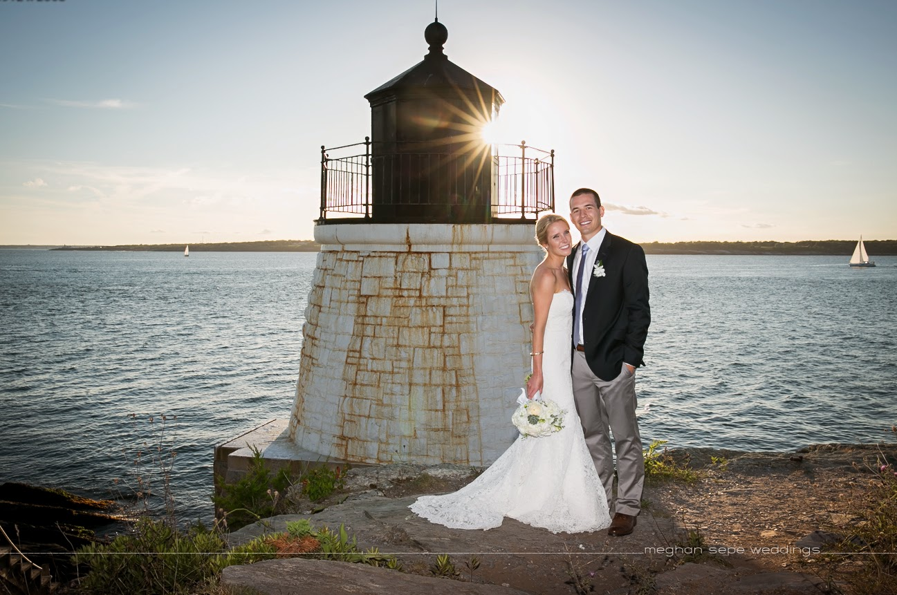 Newport Wedding from Meghan Sepe Weddings