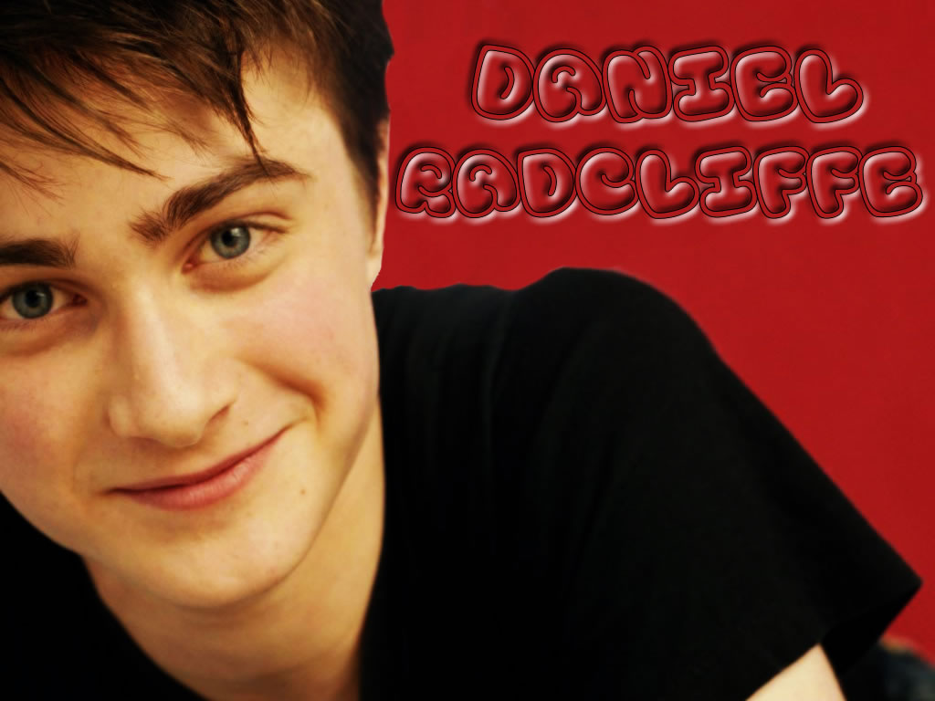yellow wallpaper: daniel radcliffe wallpapers