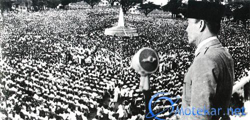 Sejarah indonesia merdeka, perjuangan negara indonesia pada tahun 1945