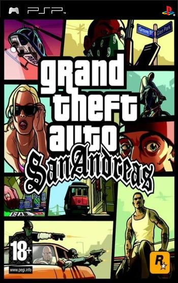 Descargar Gta San Andreas Para Psp En Espa Ol