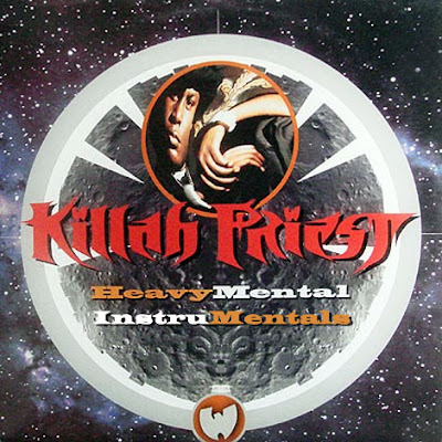 Killah Priest – Heavy Mental (Instrumentals) (CD) (1998) (192 kbps)