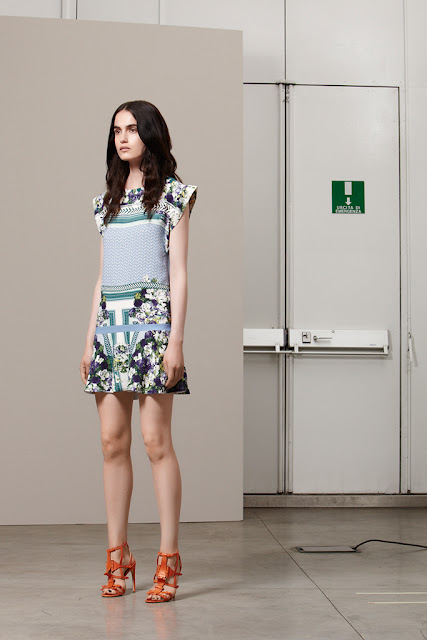 Antonio Berardi Lookbook. Resort 2013