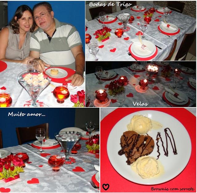 3 anos de casados