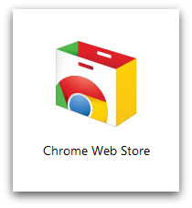 the other option when accessing the google chrome web store is to simply open the google chrome browser and enter the following url