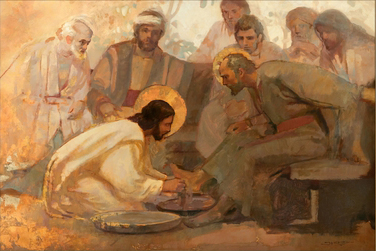 Annie Writes.: Paintings of the Christ Jesus Christ Lds Simon Dewey