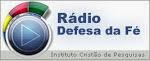 RÁDIO DEFESA DA FÉ / Rádio de ensino teológico e apologético 24 horas por dia.