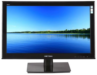 new Hanns-G  HK241DPB Full HD Monitor
