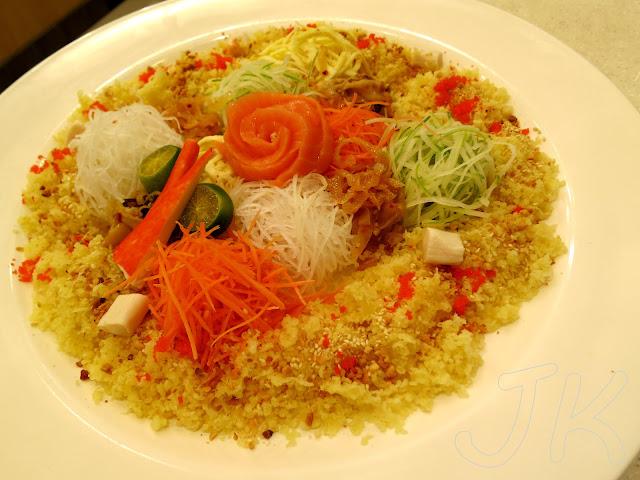Yu Sang Sushi King Johor