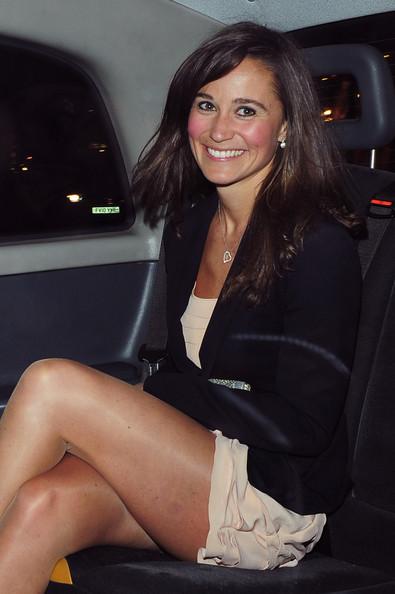 Rahasia Seksi Ala  Pippa Middleton