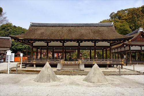 京都春季非公開文化財特別公開 上賀茂神社