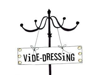 JE VIDE MON DRESSING