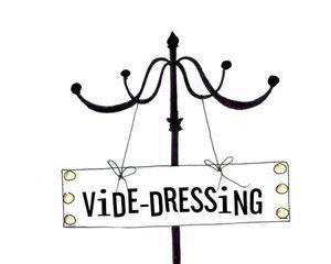 JE VIDE MON DRESSING