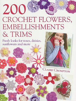 Crochet Book & Crochet Patterns Giveaway