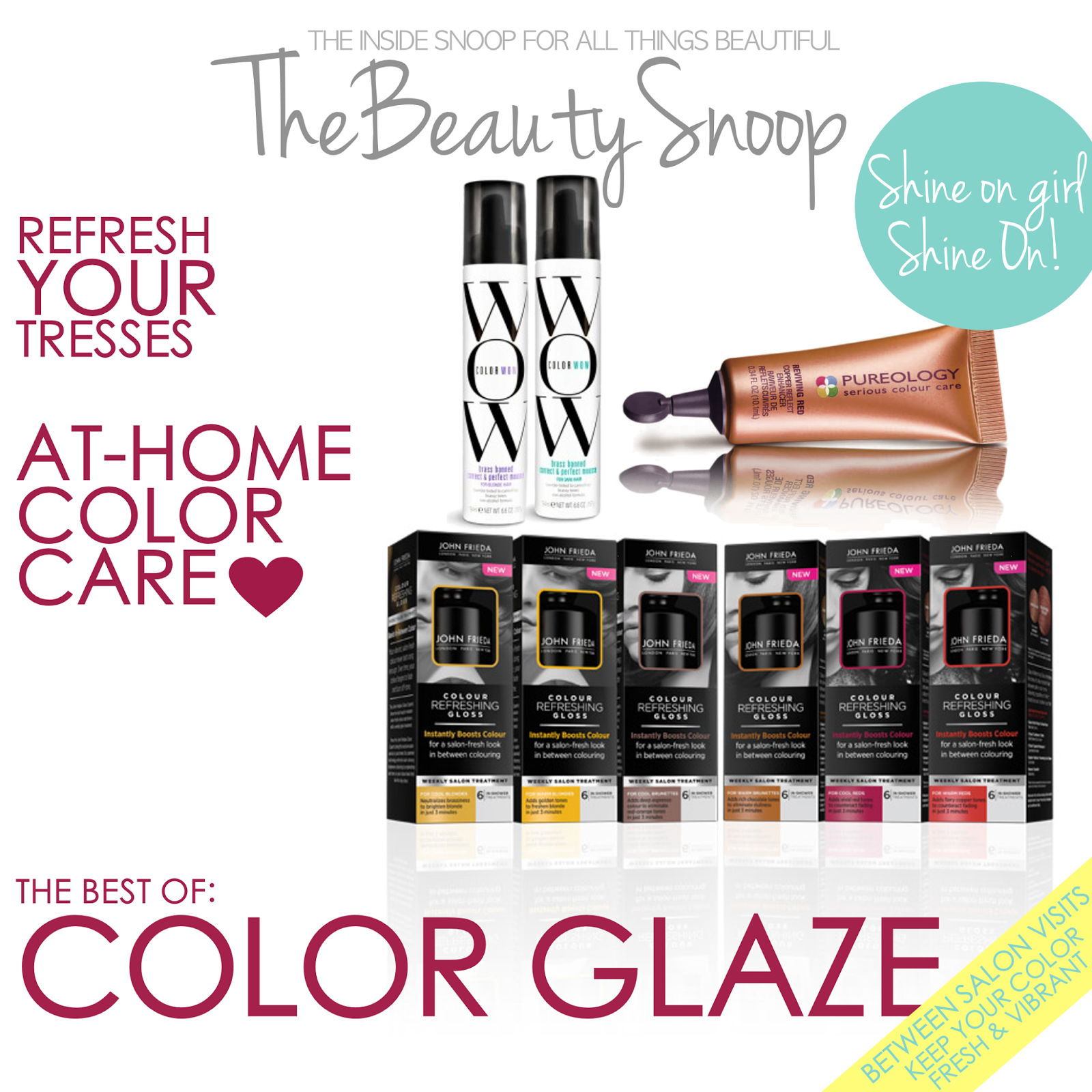 The Beauty Snoop Refresh Your Hair Color At Home To Combat Dull Locks
