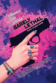 Barely Lethal (2015)