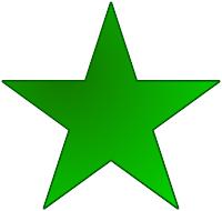 La estrella verde / La verda stelo