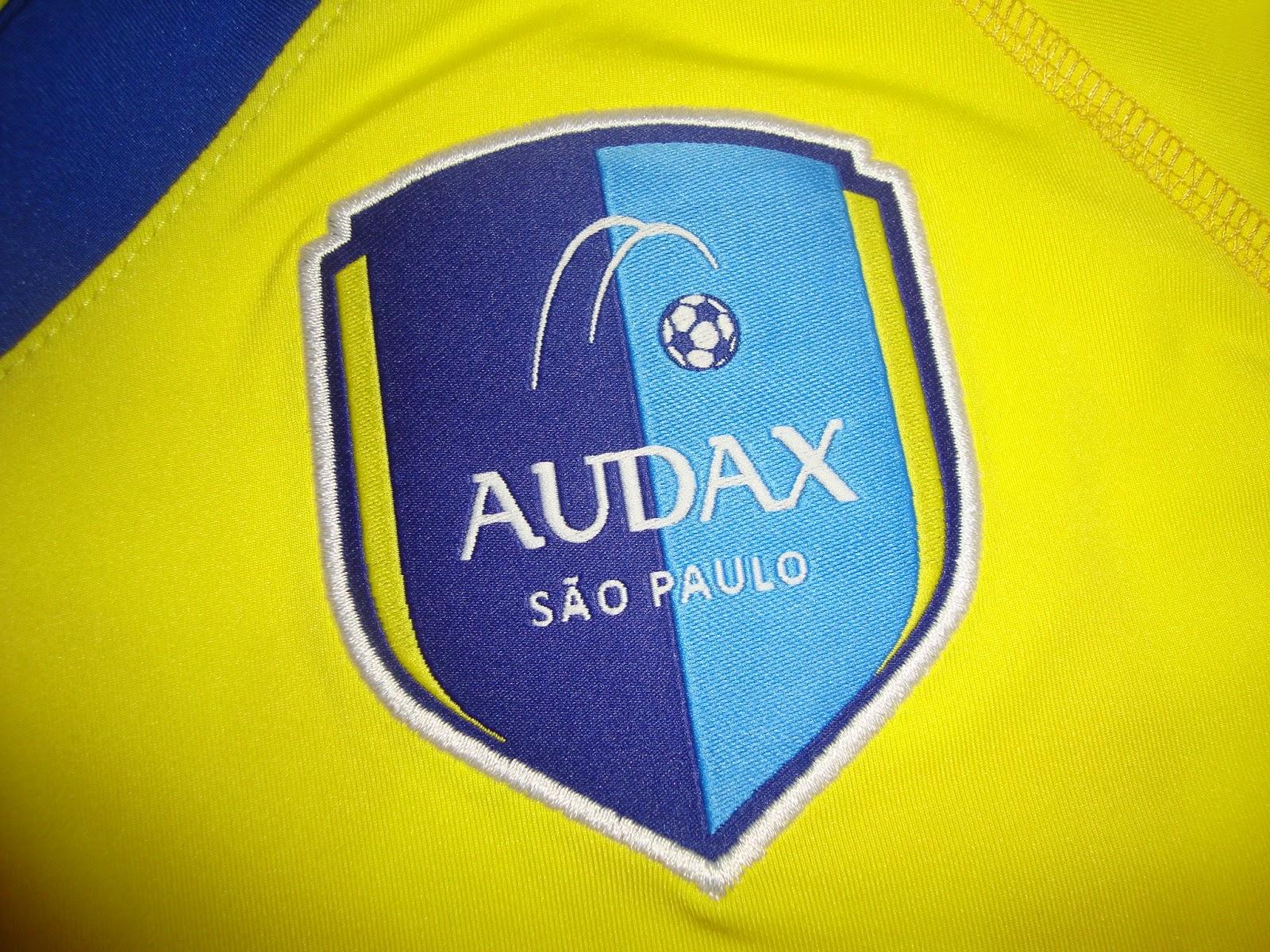 Audax São Paulo Esporte Clube (SP) - Show de Camisas db4b7ea04c0a6