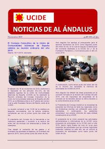 Noticias de Al Ándalus de noviembre 2019