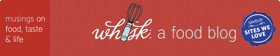 Whisk: a food blog