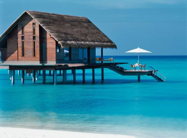 Top 10 The Best Sea Floating House Resorts In The World One Is From Cambodia Trycambodia