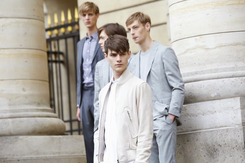 Officine Generale, Paris Fashion Week, menswear, Spring 2015, Pierre Mahéo, Suits and Shirts,