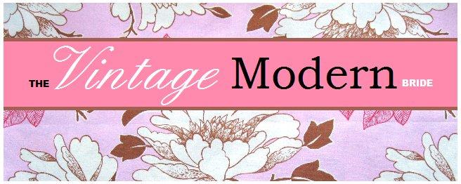 The Vintage Modern Bride