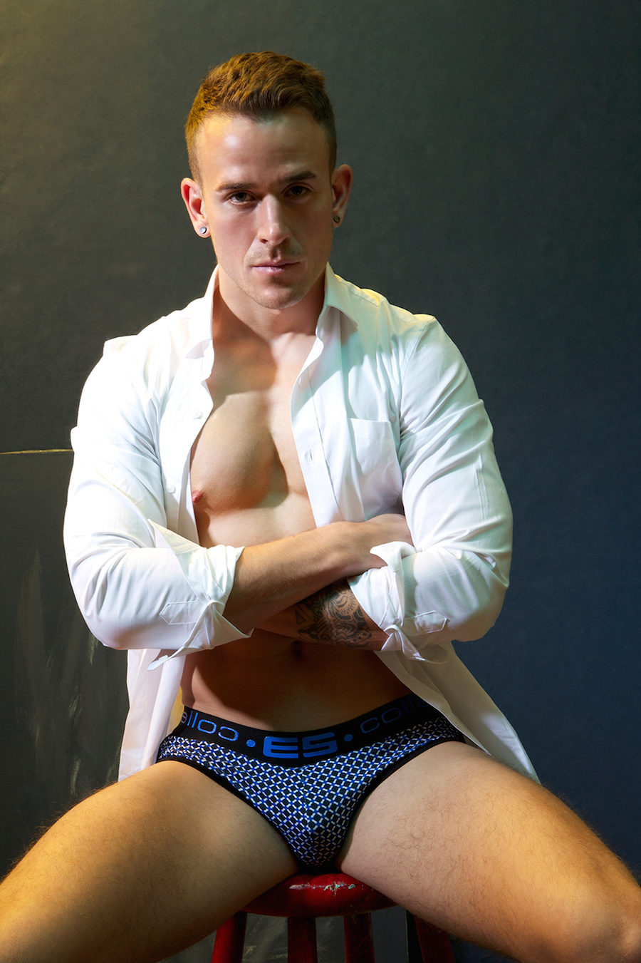 Andrew Christian - new BLOW! Shock collection | Men and