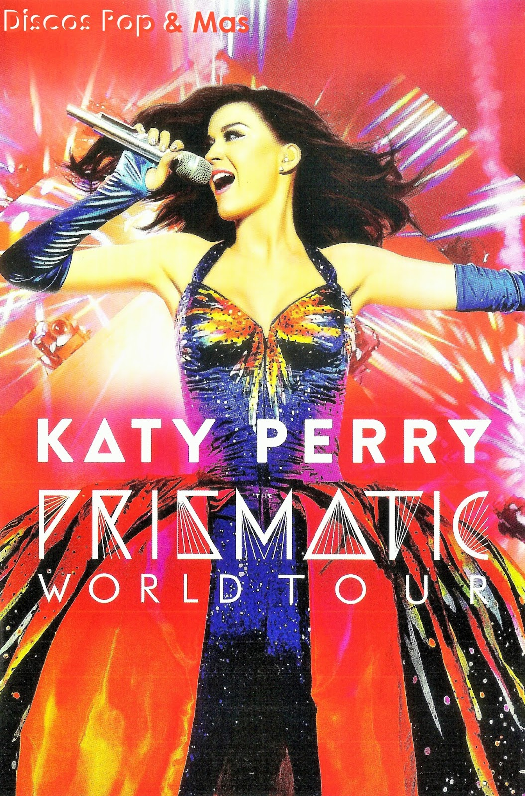 Katy Perry: The Prismatic World Tour – Full HD 1080p