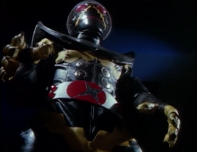 The fearsome Hakaider