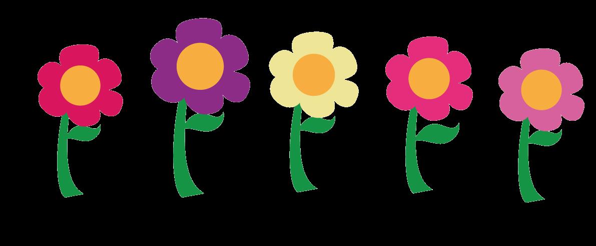 Flores De Colores Png