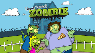 Home Sweet Zombie - an interactive game from Confused.com