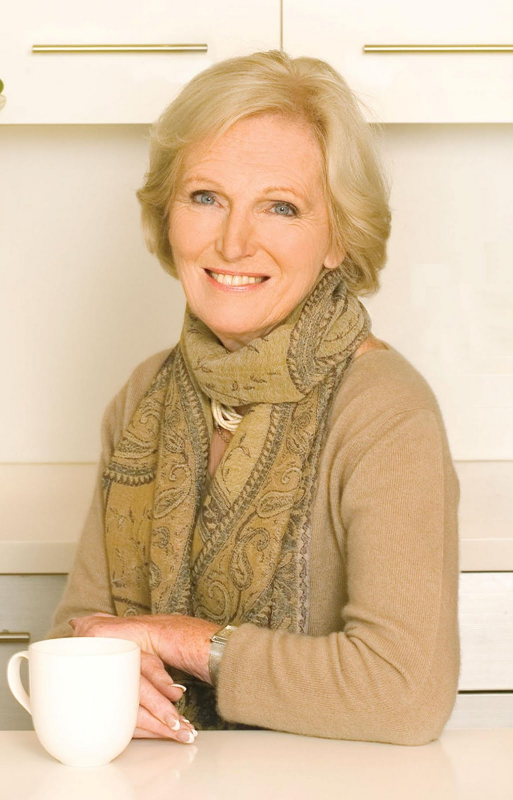 The mells village shop blog mary berry to open mells caf for Mary berry uk