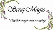 Stolt DT för Scrap Magic