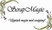 Stolt DT för Scrap Magic