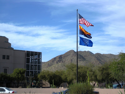 The Mayo Clinic in Arizona