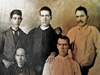 Padre Paul D  Williams  Jr   P  Rroco