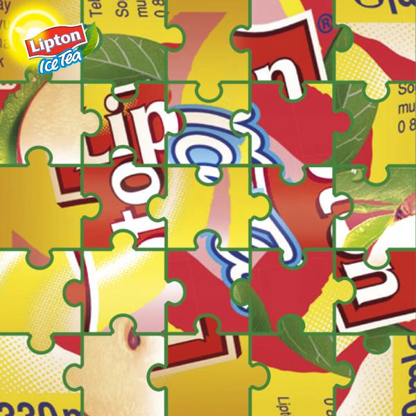 Lipton'dan 30 Kişiye Hediye kampanya görseli