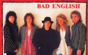 Bad English CD's