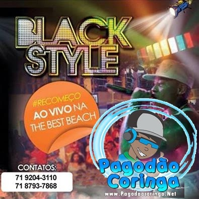 Black Style Ao Vivo Na The Best Beach - 2014