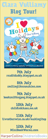 Clara Vulliamy Blog Tour