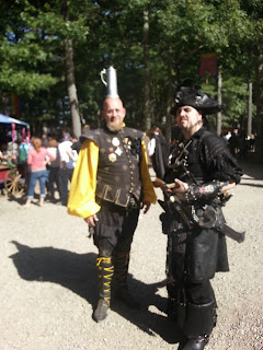 King Richard's Faire Characters
