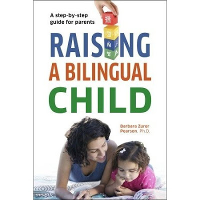 Raising a Bilingual Child book cover